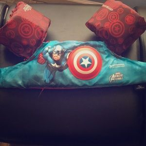 Other - Captain America life jacket
